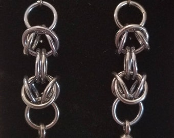 Byzantine Spike Earrings