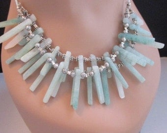 Spiked Aventurine (Necklace)