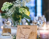 WEDDING TABLE PLAQUES - R...