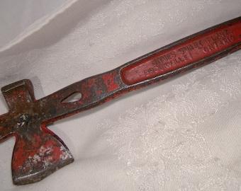 James Smart Plant Endurance Handitool Cast Iron Hand Tool 1930s