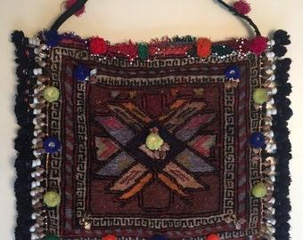 Camel bag from Afghanistan