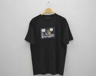 Ricky Powell T Shirt Ricky Powell New York City USA T Mens Size L