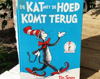 The Cat in The Hat Comes Back - Dr. Seuss - 1973 - Dutch Version