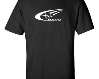 SUBARU Graphic T-SHIRT ***Free Shipping***