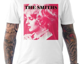 The Smiths Sheila Take a Bow Morrissey Indie Music Band Retro T Shirt Small to XXL