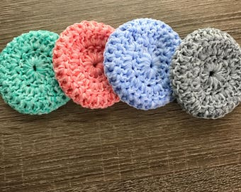 Color Twist Dish Scrubbies