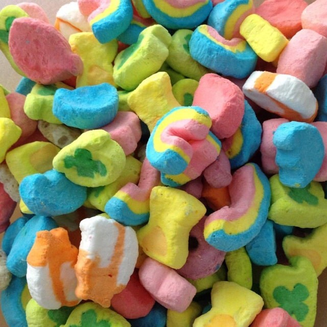 just the marshmallow lucky charms by jellyandjemima on etsy