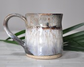 Coffee Mug, Pottery Coffee Mug, Pottery, Wheel Thrown Pottery, Mug, Wheel Thrown Pottery Mug, Pottery Dinnerware, Handmade, Ready to Ship