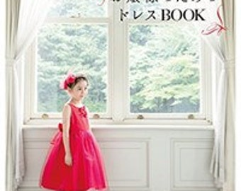 Girl's dress book - japanese pattern book