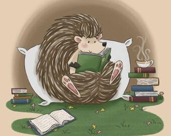 Hedgie's Book Nook