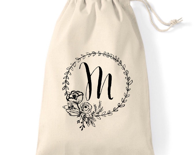 Personalised gift bag   Drawstring bag   Pouches   Keepsake bag   Children's bag   Wedding gift bags   Birthday sack   Tote bag.