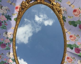 A lovely vintage mirror
