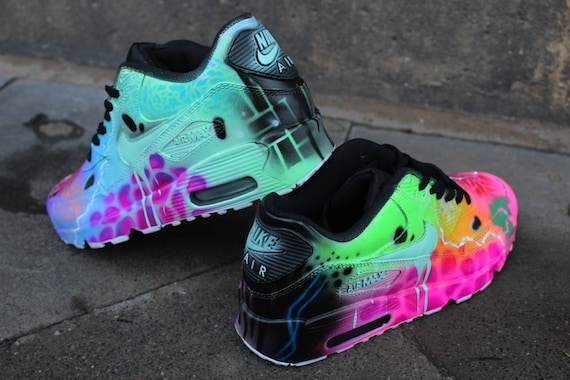 63d85fd4409c4 shopping candy drip nike air max 90 customs from sierato c99ea d4802