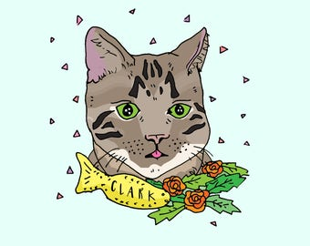 Pet Portrait Custom Commissions