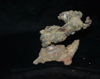 Natural Copper Formation