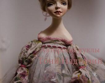 Art doll Juliette