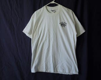 SALE 90s Rink Rat Embroidered Ice Skater T-Shirt