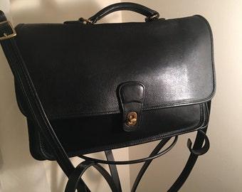 SALE/Coach Vintage Briefcase