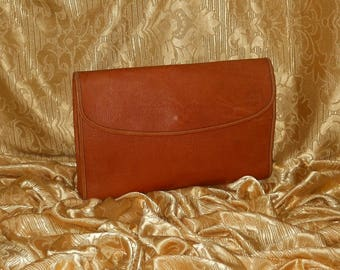 Genuine vintage Timberland handbag - genuine leather