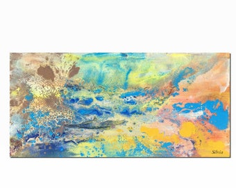 Abstract Painting, Original Painting, Acrylic Art, Canvas Painting, Wall Art, Abstract Art, Large Art, Modern Wall Art, Large Canvas Art