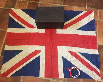 World war 2 Union Jack flag