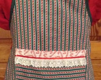 Child's Winter Apron