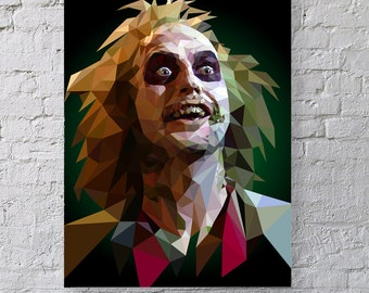 It's Showtime! - Beetlejuice Print