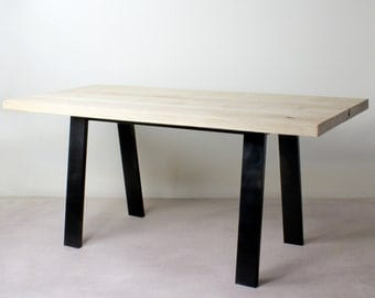 KONK! 'Lin' Dining Table, Kitchen Table, Conference Table, Minimal, Contemporary