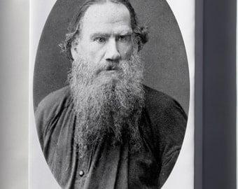 Canvas 24x36; Leo Tolstoy Anna Karenina War And Peace P1
