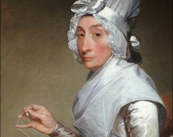 16x24 Poster; Gilbert Stuart Dolley Payne Madison Mrs. James Madison