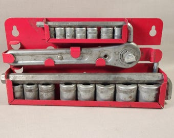 Indestro 1454 19-Piece Socket Wrench Set Chicago, IL