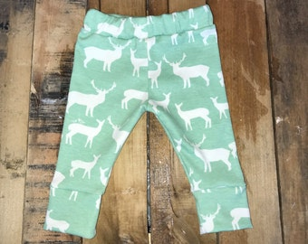 Organic Cotton Leggings & Shorties