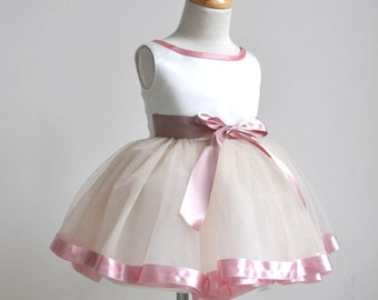 Ballet Girl dress wedding bridal recital children