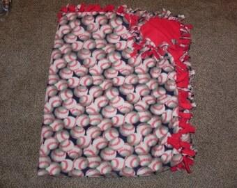 Baseball Blanket Etsy