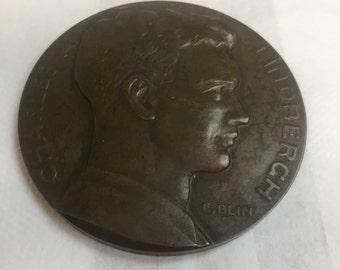 Charles Lindbergh Commemorative Medal, Spirit of St Louis Medal