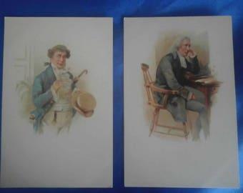 Vintage German 1900's Postcard, Unused