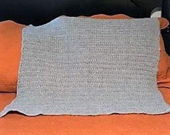 Hand Crocheted Baby Afghan