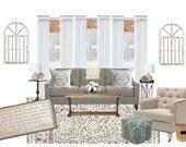 Interior design etsy for Cheap interior design services