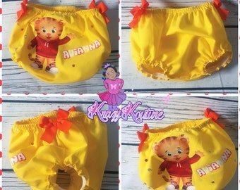 Matching baby bloomers (diaper cover)