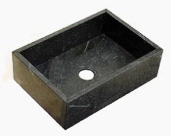 Boston Williams Soapstone Slab Sink
