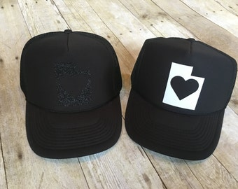Adult Utah Trucker Hat