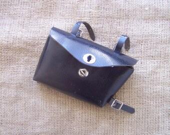 Vintage bicycle tool bag/Tool bag/ Saddle bag/ Seat bag/ Bicycle frame bag/ Velo tool bag/ Vintage bicycle accessory