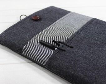 iPad Mini case, Kindle case, tablet sleeve, ebook case, 6 inch tablet case, Mini4 case, Kindle Fire case, ebook sleeve, Kindle PaperWhite
