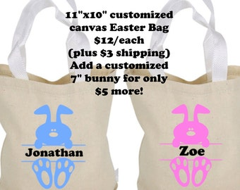 Customized Easter Bag