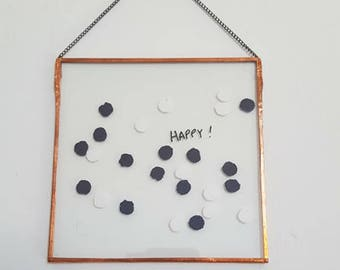 "Framework ""confetti happy"""