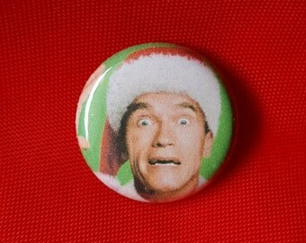 "Jingle All the Way 1"" Pin"