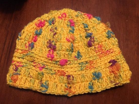 Fun Toddler Hat