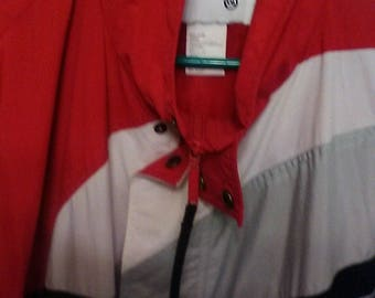 Indy 500 race jacket 90 s made by De long made in USA size XXL tickets/speedway