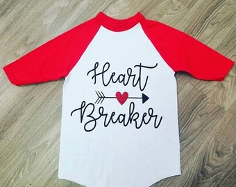 Kids Heart breaker tshirt