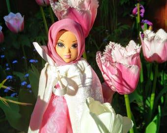 Hijarbie Doll  Aliyah - Muslim Barbie, Muslim Dolls, Muslim Toys, Islamic Dolls, Islamic Toys,Hijabi Doll
